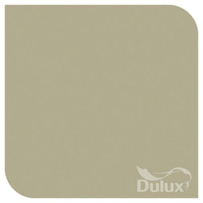 Dulux Feature Wall Matt Emulsion Paint, Overtly Olive, 1.25L
