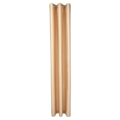Tesco Faux Silk Lined eyelet Curtains W229xL137cm (90x54