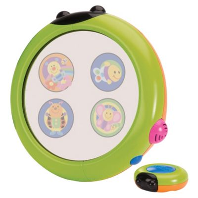 Light & Sounds Baby View Mirror