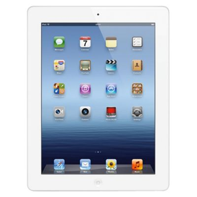 3rd Generation iPad Wi-Fi 64GB White