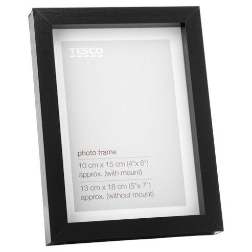 Tesco Black Frame 5x7