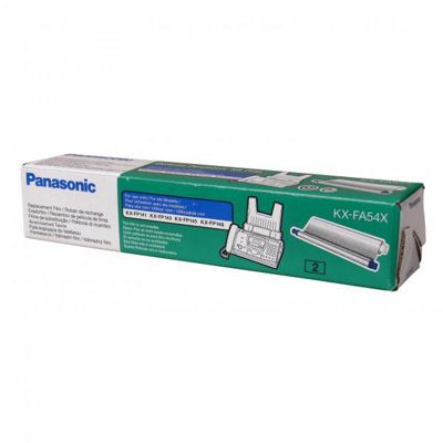 Panasonic KXFA54X Ink Ribbon Black
