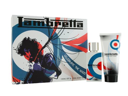 Lambretta Celebrate The Noize EDT 100ML & B/Wash 150ML