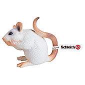Schleich White Mouse