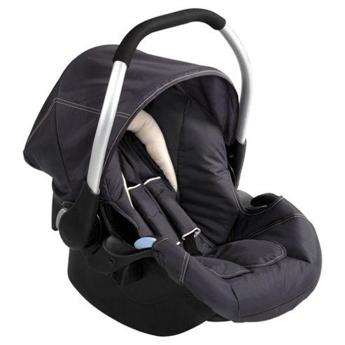 Hauck Zero Plus Comfort Car Seat Group 0+, Charcoal