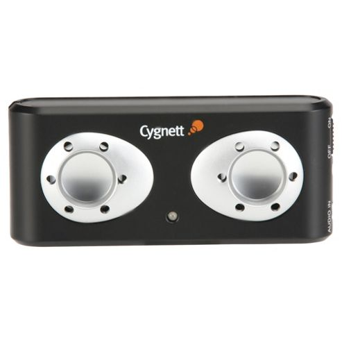 Cygnett Universal Micro Portable Speaker Black/Silver