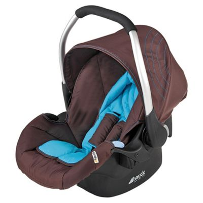 Hauck Zero Plus Comfort Car Seat Group 0+, Lolli Turquoise