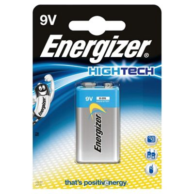 Energizer HighTech Alkaline 9V Battery