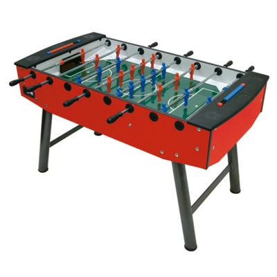 Fun Football Table Red