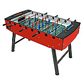 Fun Football Table Red