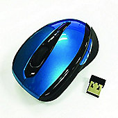 Maplin Pro Wireless LED Blue Mouse