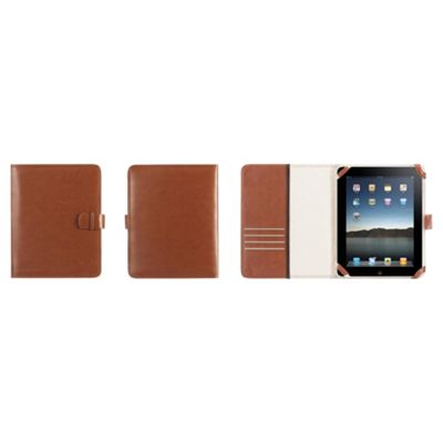 Griffin Elan Passport for Apple iPad 3/iPad 2 - Brown