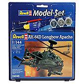Revell AH-64D Longbow Apache 1:144 Scale Model Set