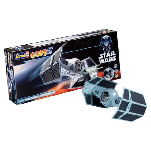 Revell Easykit Star Wars Darth Vader's TIE Fighter Model Set