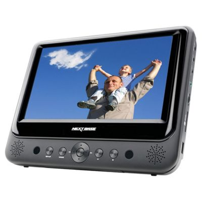 NextBase SDV49 9 Inch Tablet Portable DVD Player