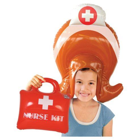 Bluw kids airhedz Nurse Kit