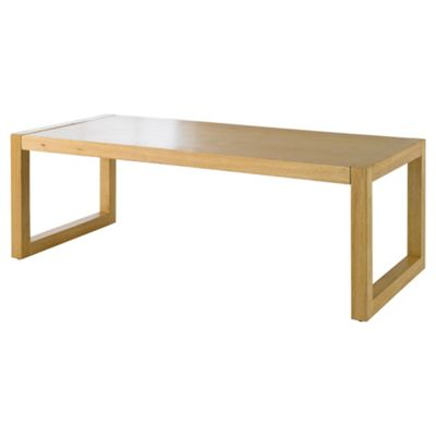 Cologne Coffee Table, Oak Veneer
