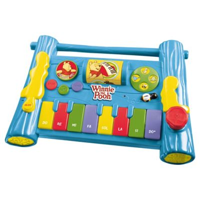 IMC Toys Winnie the Pooh Keyboard and Microphone
