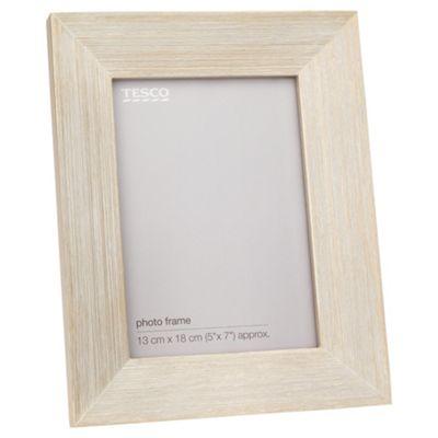 Tesco champagne frame, 5x7