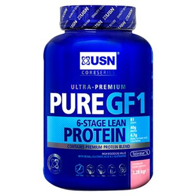 USN Pure Protein IGF1 Strawberry 2.28kg