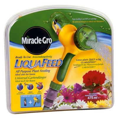 Miracle Gro Liquafeed Plant Food Starter Kit