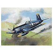 Revell F4U-5 Corsair Model Set