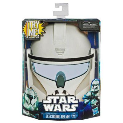Star Wars Mask Clone Trooper