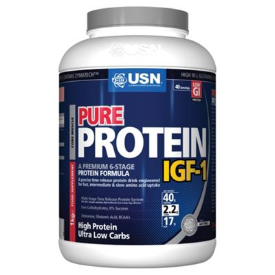 USN Pure Protein IGF1 Vanilla 1kg