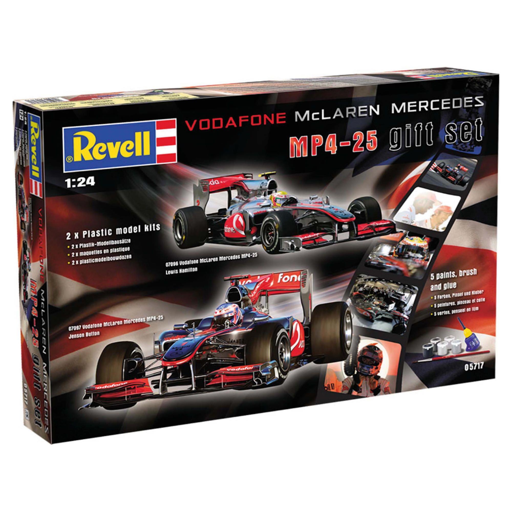 Mercedes Benz Souvenir Shop: Revell Gift Set Maclaren Mercedes Formula 1