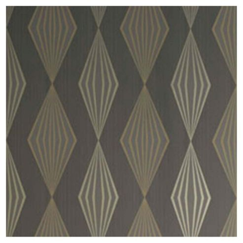 Dulux Graphika Wallpaper, Taupe