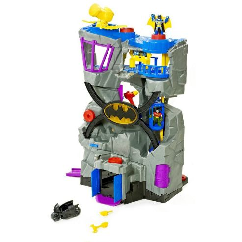Fisher-Price Imaginext DC Superfriends Batcave