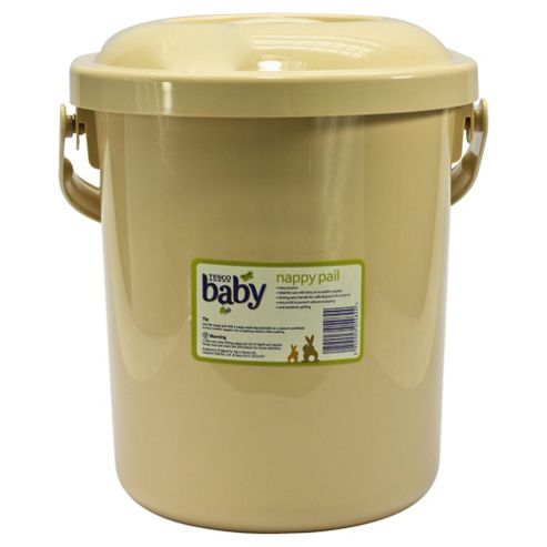 Tesco Nappy Pail