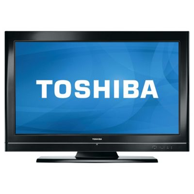 Toshiba 19BV501B 19inch Widescreen HD Ready LCD TV with Freeview