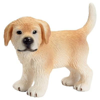 Schleich Golden Retriever Puppy Standing