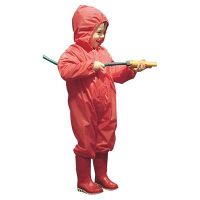Splash & Play Suit 100cm -Red