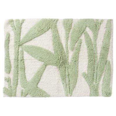 F&F Home Leaf Bath Mat