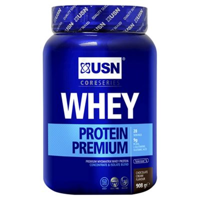 USN 100% Whey Protein Chocolate 908g
