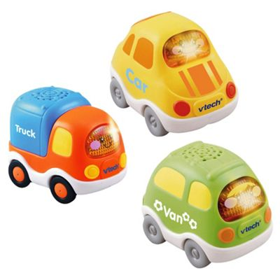 Vtech Toot Toot Vehicles 3pack Everyday