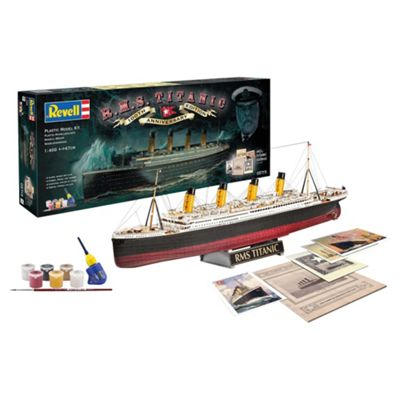 Revell 100 Years Titanic Special Edition Model Kit