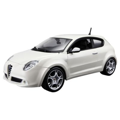 Bburago 1.24 Scale Alfa Romeo Mito Die Cast Model Vehilce