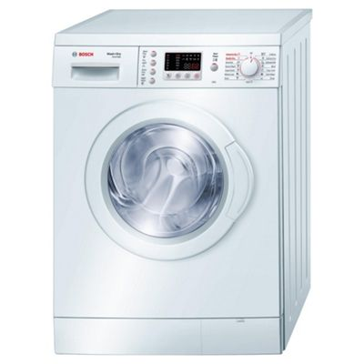 Bosch Avantixx WVD24460GB Washer Dryer, 5kg Wash Load, 1200 RPM Spin, C Energy Rating. White