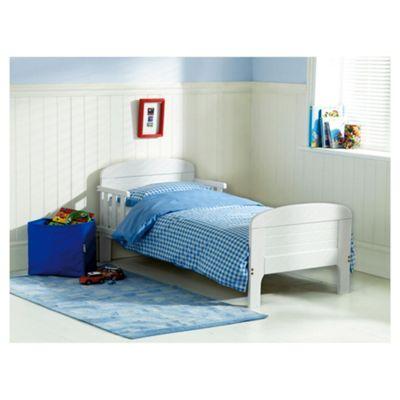 Saplings Harriet Junior Bed, White