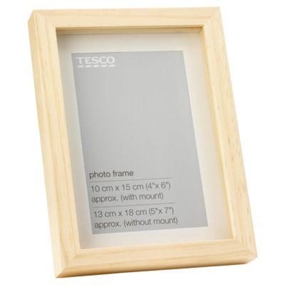 Tesco Light wood Frame 5