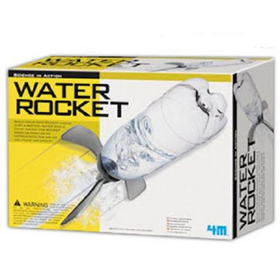 Science in Action Water Rocket 4M Experiment