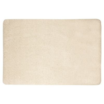 Tesco Rugs Shaggy Rug 100X150Cm Natural