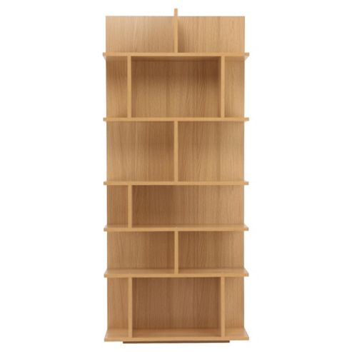 Genoa Shelving Unit, Oak-Effect