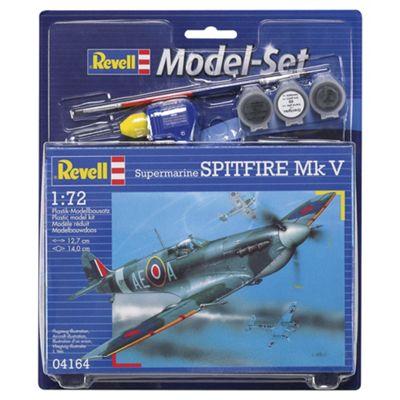 Revell Spitfire Mk.V 1:72 Scale Model Set
