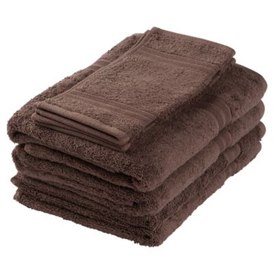 Tesco Towel Bale Dark Natural