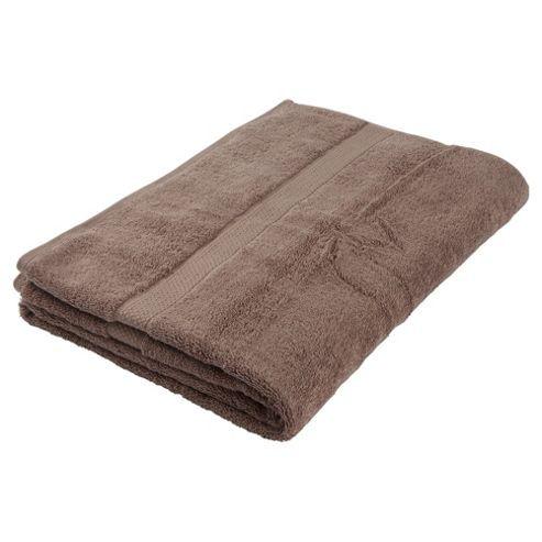 Finest Pima Bath Sheet Taupe