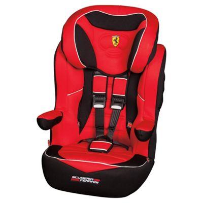 Ferrari I MAX group 1,2,3 red